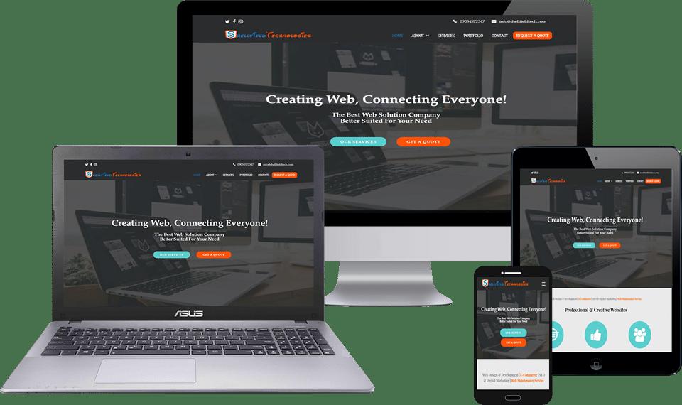 Web Designer in Nigeria